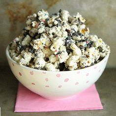 3. Cookies and Cream Popcorn