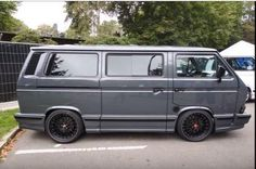 VW T3 Bus Audi 6.0 W12 Power Tuning BBS photo Volkswagen Bus, Vw Bus T3, T3 Camper, Campers, Vw Caravelle, Transporter T3, Volkswagen Transporter, Vw T4 Tuning, Vw T3 Syncro