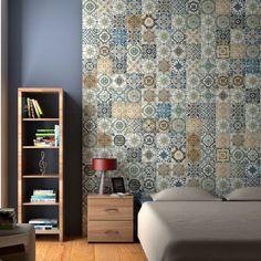 Patchwork tiles | Vintage wall tiles | Direct Tile Warehouse