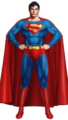 Man of Steel: 50 High-Flying Superman Illustrations You Must See Evil Superman, Superman Artwork, Superman Man Of Steel, Superman Logo, Batman Robin, Superman Stuff, Superman Clipart, Superman Images, Superhero Images