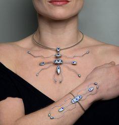 nanotec blue neck and arm   Flickr - Photo Sharing!