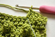 Crochet Corner: Popcorn Stich (pc)  Tutorial ✿⊱╮Teresa Restegui http://www.pinterest.com/teretegui/✿⊱╮