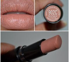 Wet n Wild MegaLast Matte Lip Color in Bare It All