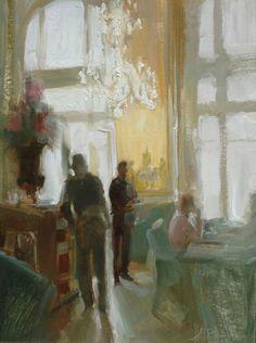 Musee D'Orsay Cafe, Paris - Johanna Harmon