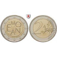 Slowenien, 2 Euro 2015, bfr.: 2 Euro 2015. Emona Ljubljana. bankfrisch 13,00€ #coins