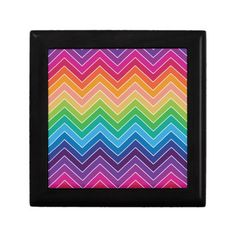 Choose from a variety of Modern gift boxes on Zazzle. Our keepsake boxes are great places to hold valuables like jewelry. Rainbow Chevron, Holiday Traditions, Keepsake Boxes, School Binders, Ornaments, Modern, Pattern, Fun, Gifts