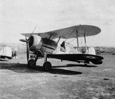 Gloster Sea Gladiator Mk.I, N5520, 261 Squadron RAF at Ta Kali (Malta)