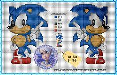 Sonic pattern by Paula Sauter