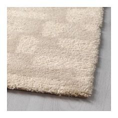 IKEA - FAKSE, Rug, high pile, The dense, thick pile dampens sound and provides a soft surface to walk on.Durable, stain resistant and easy to care for since the rug is made of synthetic fibers.