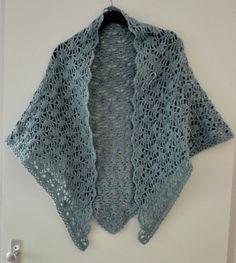 71 Beste Afbeeldingen Van Stola Haken Shawl Crochet Shawl En