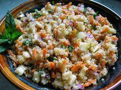 Quinoa-Apple Salad