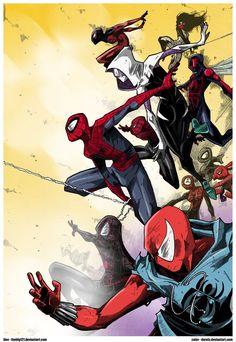 spiderman war