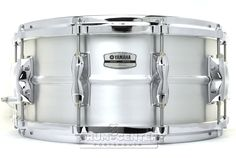 Yamaha Recording Custom Aluminum Snare Drum 14x6.5