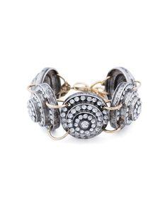 Spiral Galaxy Bracelet by JewelMint