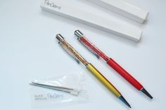 Mi Coqueta: Mis bolígrafos pengems
