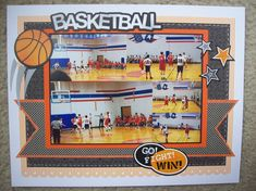 Basketball - Scrapbook.com