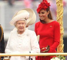 The Queen Elizabeth II Golden jubilee Pageant In London