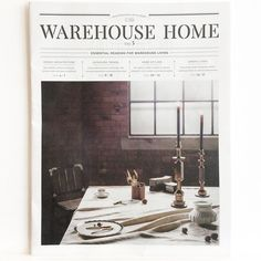 Warehouse Home provides clever #inspiration for warehouse living but it translates very well into Bath living. @mywarehousehome #warehousehome #interiors #interiordesign #home #homeideas #independentbath