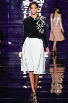 Reem Acra | Fall 2014 Ready-to-Wear Collection | Style.com
