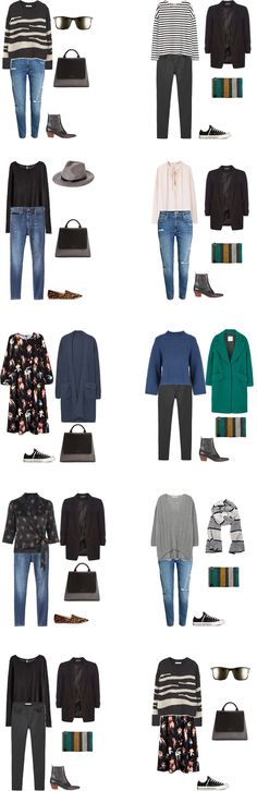 These are the outfit options to last posts What to Pack for Vancouver, British Columbia list. It's actually for the destinations of Denver….