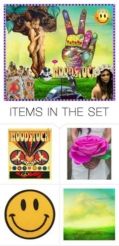 """""""Summer of Love"""" by laromana ❤ liked on Polyvore featuring art"""