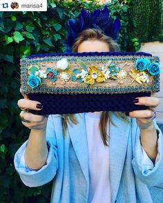#repost @marisa4 #jewelery #fashion #style #headpiece #outfit #handmade #fashion #flowers #stylish #purse #shop #shopping #bag #pretty #flowermagic #petal #petals #beautiful #beauty #london #madrid #madewithlove