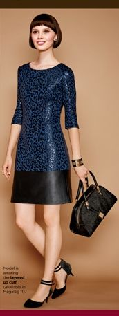 mark. Hit The Spots Dress, By A Hair Satchel, & On The Double Heels! #HolidayFashion #WinterStyle #FallFashion