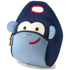 Regalos Infantiles - Portameriendas niños : Bolsa isotérmica mono