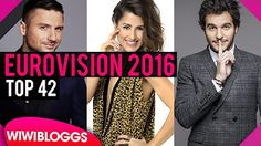 eurovision 2016 - YouTube