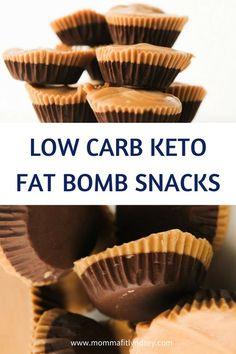 low carb fat bomb recipe #keto #ketogenic #lowcarb #snacks
