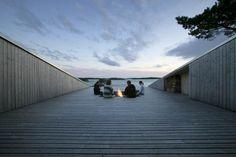 Huttunen-Lipasti-Pakkanen Architects, Villa Mecklin, Velkua, Finlandia