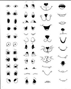 Amazing Learn To Draw Eyes Ideas. Astounding Learn To Draw Eyes Ideas. Tole Painting, Painting & Drawing, Drawing Eyes, Doll Drawing, Cartoon Eyes, Clay Pot Crafts, Art Plastique, Learn To Draw, Pebble Art
