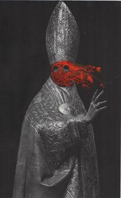 ras-kolnikova: Memento mori (the Grotte Vaticane), Nicholas Ballesteros Dark Fantasy, Fantasy Art, Arte Horror, Horror Art, Memento Mori, Tachisme, Arte Obscura, Art Abstrait, Art Plastique