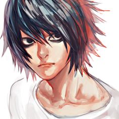 Lawliet // L // Death Note