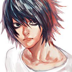 Lawliet // L // Death Note
