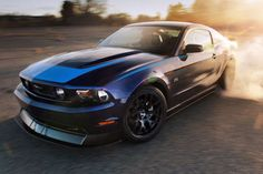 oldie but goldie - Ford Mustang