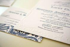 Lacey-  Letterpress  http://www.simplypersonal.com/k-scott-weddings
