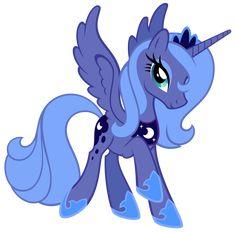 my little pony princess luna