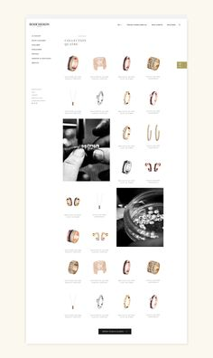 The goal was to rethink the site of boucheron on the UI / UX apsect. The difficulty was time, only two weeks to respond to the exercise. Boucheron is a French jeweler located in Place Vendome in Paris for more than a century, which belongs to the Kering g…