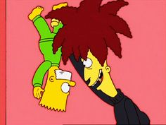 After 25 years, Sideshow Bob will finally get his wish.    This fall on The Simpsons' annualHalloween episode, Kelsey Grammer will return to voice thebaritone, scene-stealing maniac Sideshow Bob. Only this time, instead of his diabolical plan being foiled at the last possible moment, Bob will actually kill Bart Simpson.