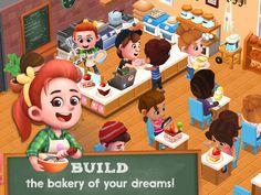 Bakery Story 2- screenshot