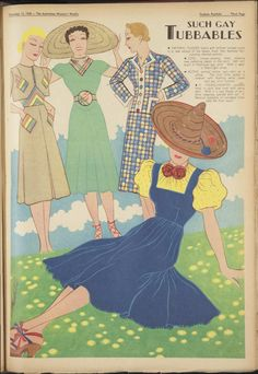 The Australian Women's Weekly, Nov.12, 1938