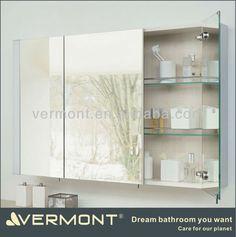 armários de banheiro com espelho - Pesquisa Google