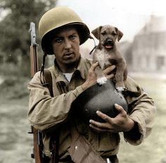 I think I'm addicted to history and war and soldiers. #IGotAThingForThatStuff