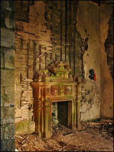 Buchanan Castle - Luoghi Fantasma