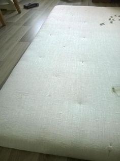 sisustusta ja elämää: DIY-sängynpääty
