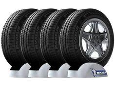 Conjunto de 4 Pneus Michelin 225/45 R17 94W - Aro 17 - Primacy 3 Green X
