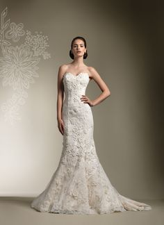 Justin Alexander wedding dresses style 8605  @ MADELINE'S BOUTIQUE