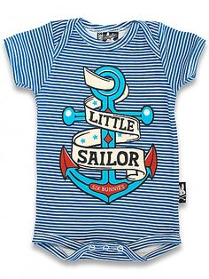 LIQUOR BRAND Little Sailor - Baby-Body | Flaming Star Shop