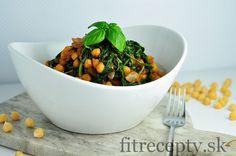 Ak máte radi zeleninové a strukovinové jedlá, tento španielsky cícer so špenátom si isto obľúbite. Vyskúšajte ho samostatne, prípadne ako prílohu k mäsitým jedlám. Vynikajúca je tiež kombinácia španielskeho cíceru s bazalkovým pestom alebo pestom zo sušených paradajok. Mňam! Ingrediencie (na 4 porcie): 400g baby špenátu 400g uvareného cíceru 5 strúčikov cesnaku 1 cibuľa 2 […]